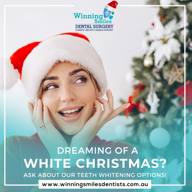Are you dreaming a white Christmas?