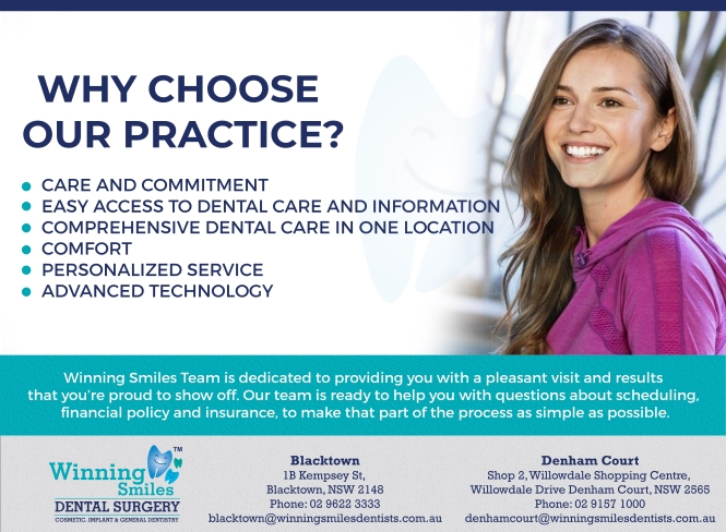 Why choose our Practice