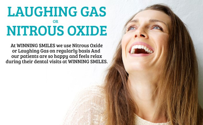 Want know about: Laughing Gas or Nitrous Oxide