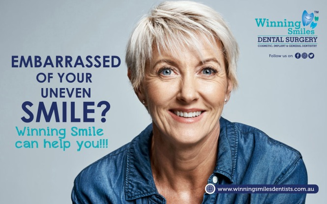 Dental Implants With Winning Smiles you can have a freedom to smile